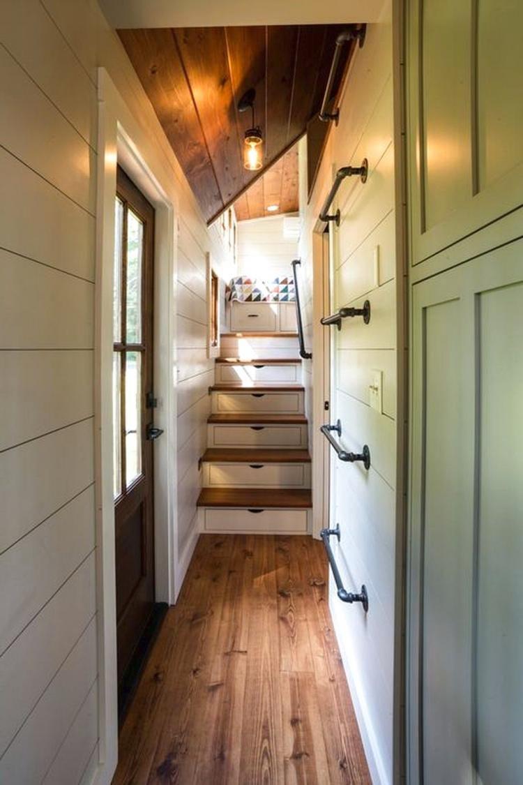 40 Nice Tiny House Organization Ideas Puredecors