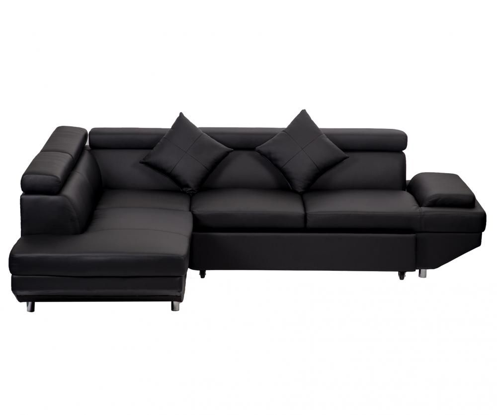 Black Sofa Bed Modern Sofa Sectional Black Modern Sofa Modern