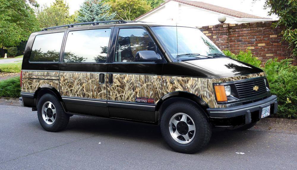 Yup even Vans! Camo truck, Vinyl graphics, Camouflage