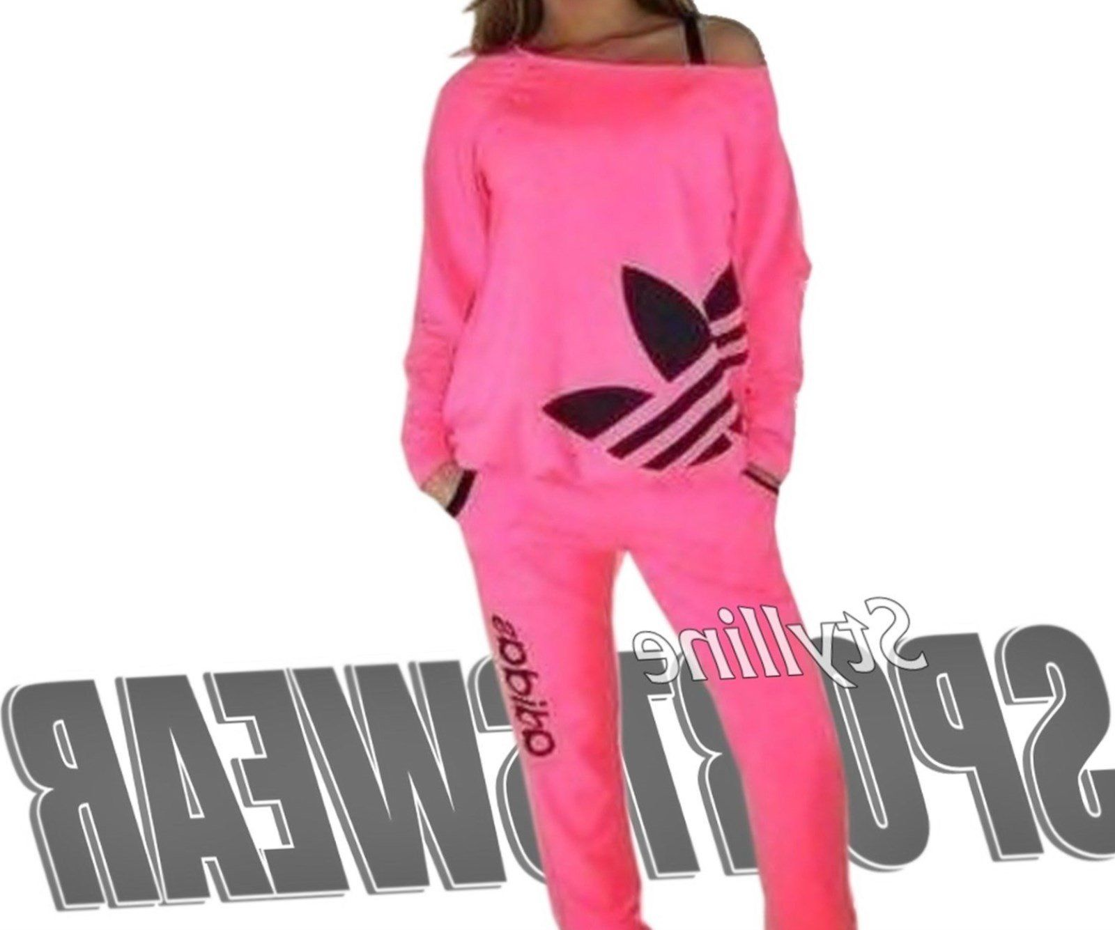 Adidas trainingsanzug damen schwarz pink. in 2019 | Adidas