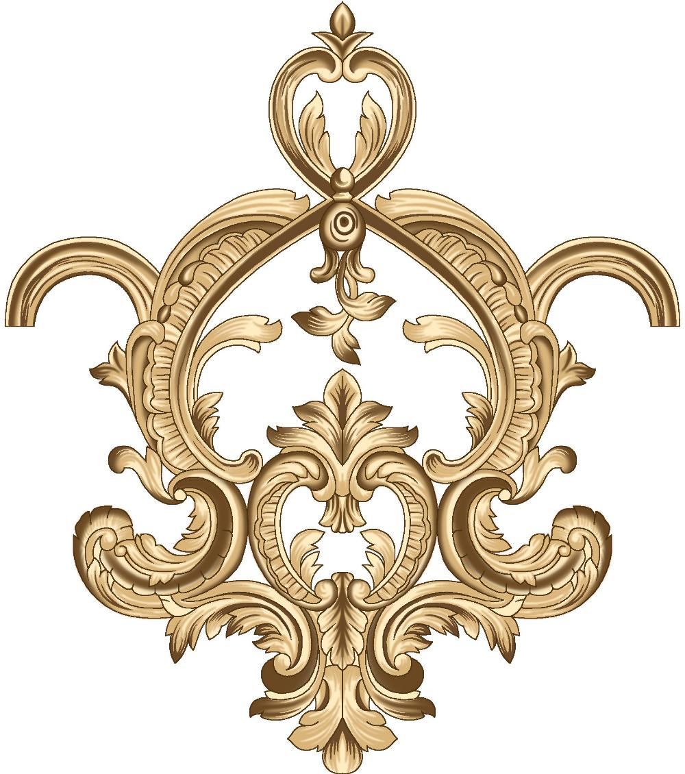 Pin By Designer On Textile Design Baroque Ornament Baroque Design Ornament Drawing