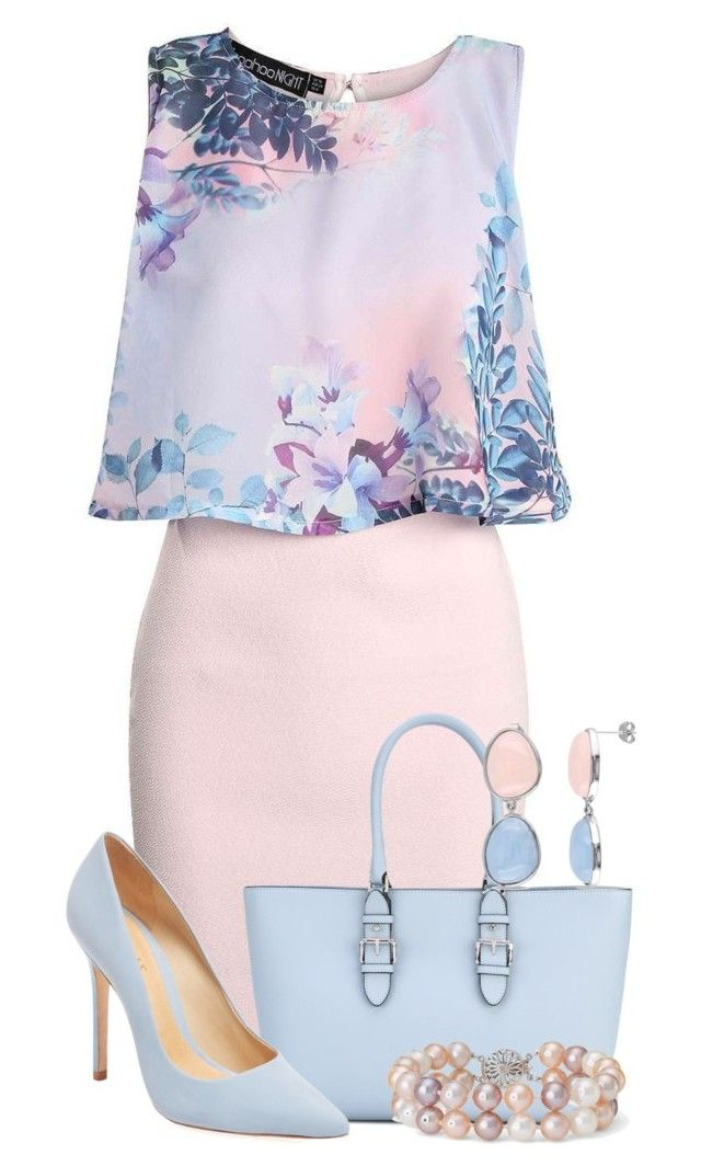 Untitled #529 in 2020 | Fashion, Women, Pink cocktail dress