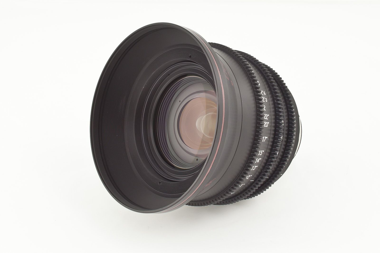 Red 18 50mm T3 Zoom Lens