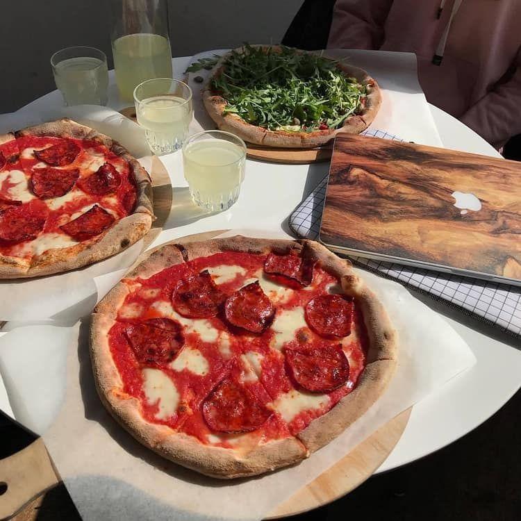 Bild über Essen in Pizza von cinderelamodernizada  – FOOD