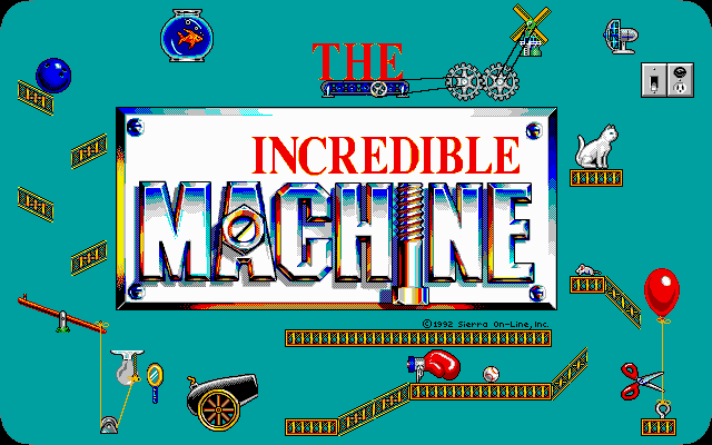 The Incredible Machine | Old MS-DOS Games | Download for