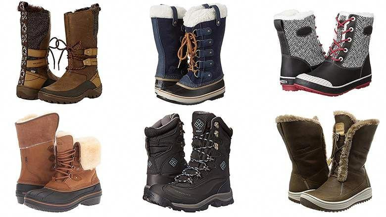 b92db5f884e3 15 Best Women s Snow Boots  Warm   Waterproof (2018)  snowboots ...