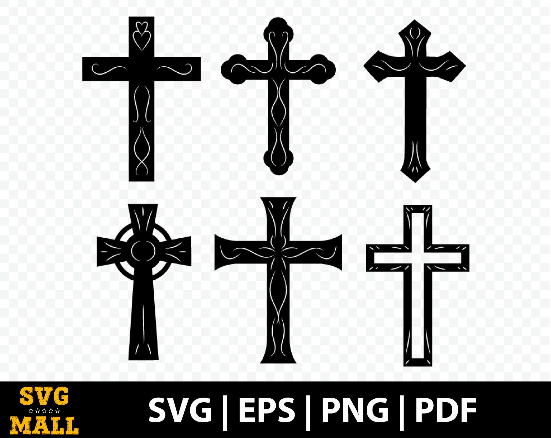 Cross Svg Christian Crosses Clipart Filesolar Cell Equivalent Circuitsvg Wikimedia Commons Decal Silhouette