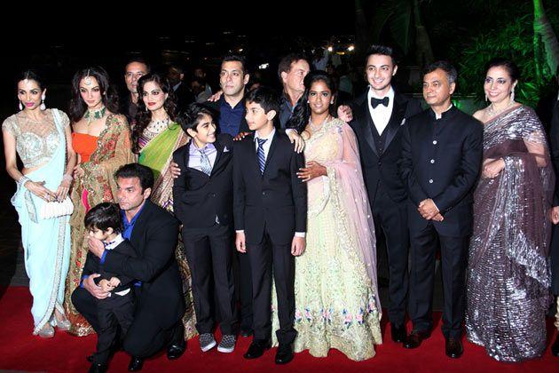 Arpita Khan Wedding Photo Gallery 5 Most Impresive Photos Celebrity Weddings Bollywood Actress Indian Celebrities