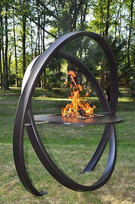 Barbecues T Tris Pp Deutsche Stifte Feuerstelle Garten Garten Feuerstelle