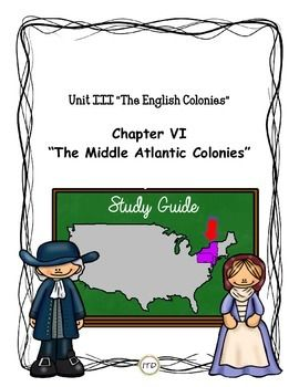Study guide 5th gr s studies chapter 6 the middle atlantic colonies study guide 5th gr s studies chapter 6 the middle atlantic colonies us history fandeluxe Gallery