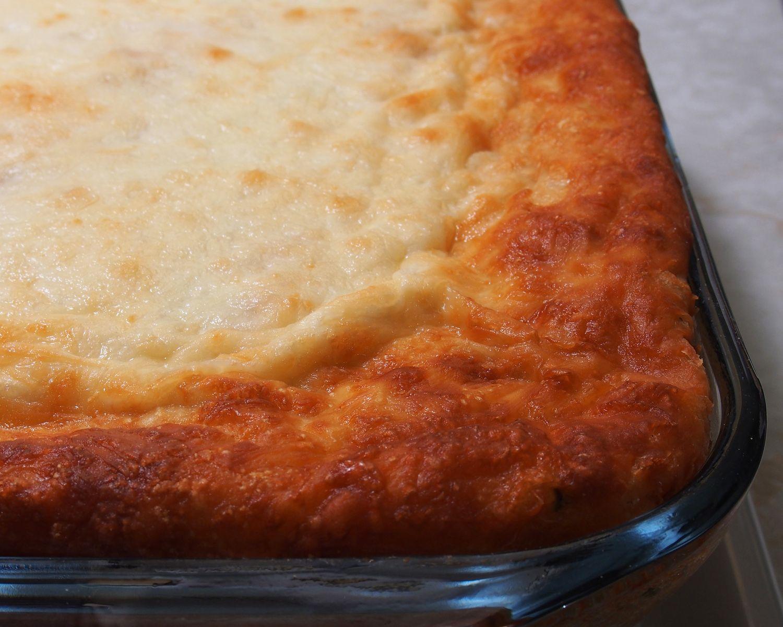 pâté saumon gratiné (saumon en conserve)