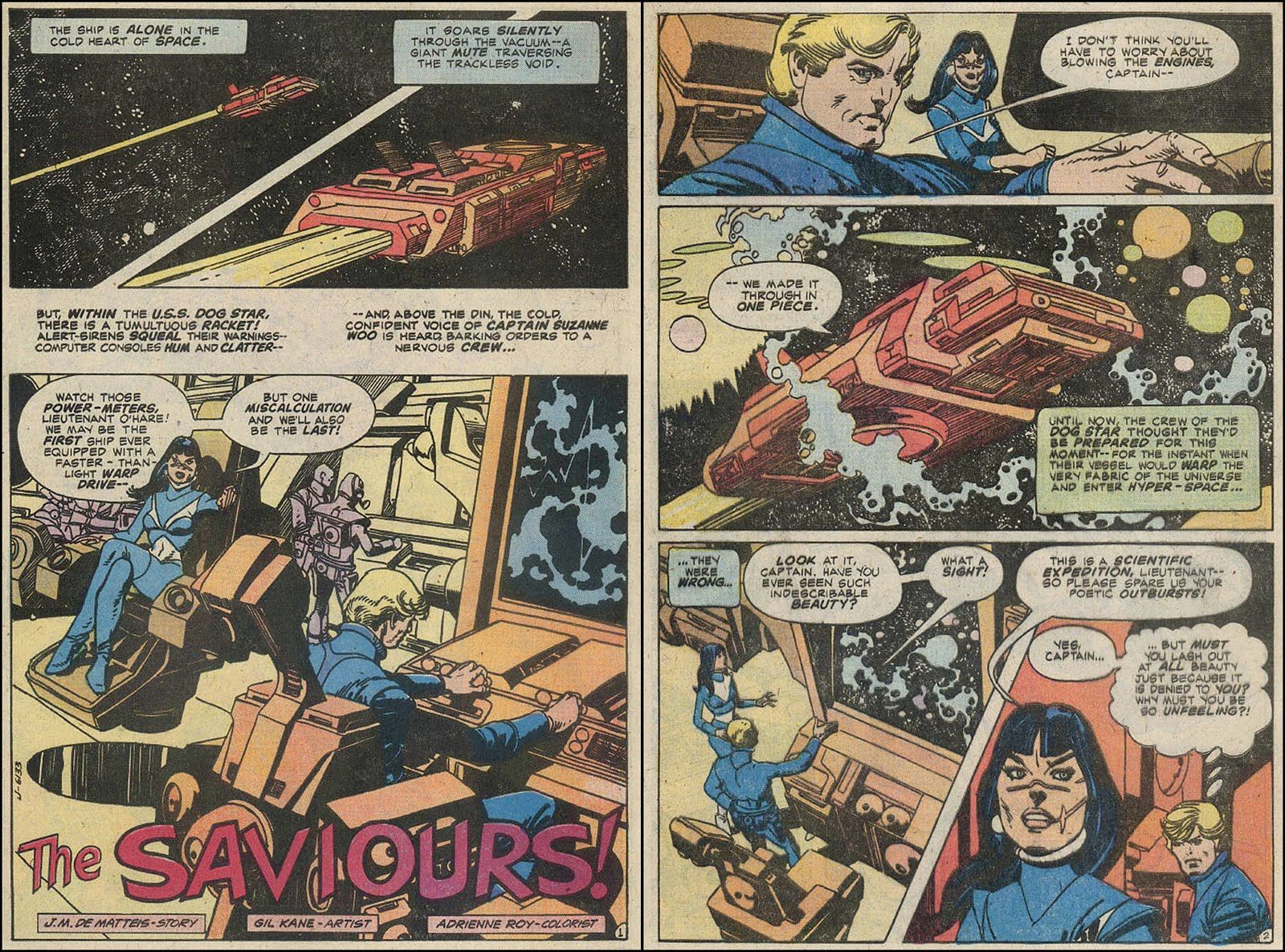 comic book layout   Comic Book Legends Revealed #303   Comics ...