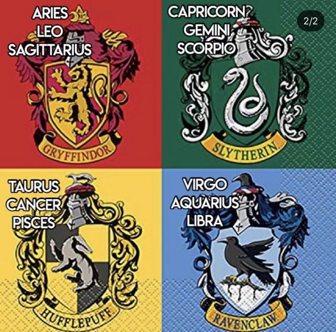 Which Hogwart House Are You Horoscope Horoscopes Horoscopememes Horoscopepost Horoscopefeeds Zodiacsigns Zodiac Hogwarts Astrology Signs Zodiac Love