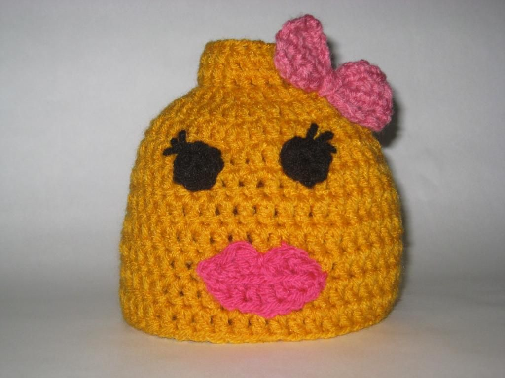 Halloween outfit baby - Animal baby hat - Crochet chick hat ...