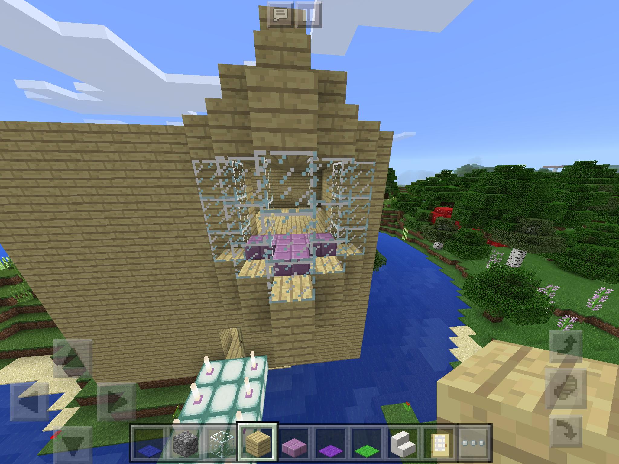 Bay Window Design Not Copied Minecraft