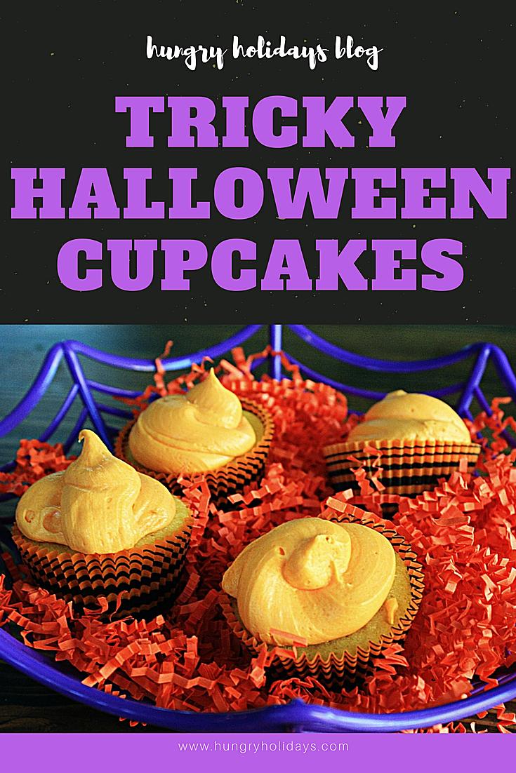 Inspirierend Halloween Cupcakes Rezepte Das Beste Von Tricky | Hungry Holidays Design | Fun