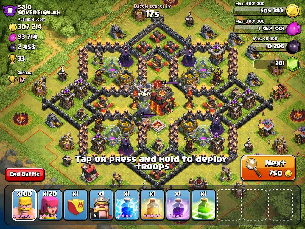 Star shape base Clash Clans Clash Clans Base Pinterest