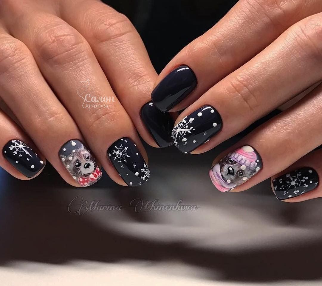 Nail Art #3896 - Best Nail Art Designs Gallery | Ring finger nails ...