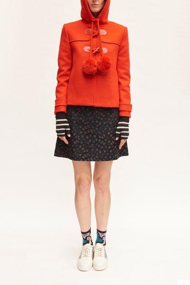 Pom-Pom Cherry duffle jacket by Gorman | Fashion Board | Pinterest ...