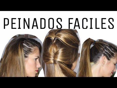 Trenzas Tutorial 2016 - Trenzas Faciles y Bonitas - Peinados Faciles