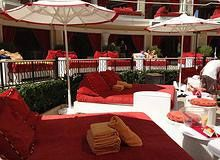 Encore Beach Club Daybeds