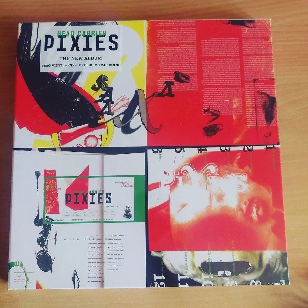 Pixies new box set available Fri 65 #vinyl #pixies #Ayrshire