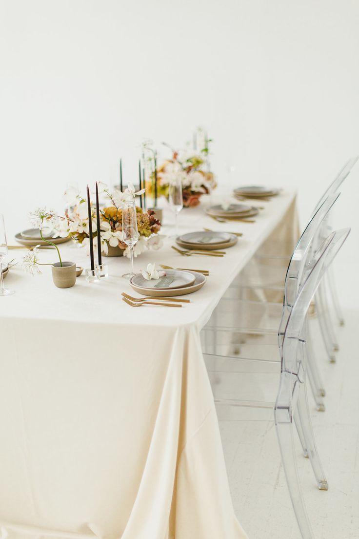 Black Taper Candles + Velvet Linens – Yes, It\'s THAT Good | Neutral ...