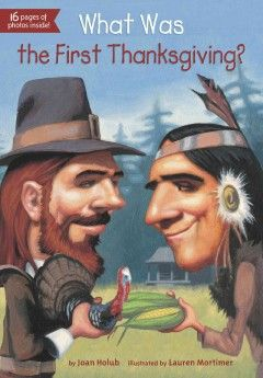 E-Book. Describes how the Pilgrims at Plymouth shared a three-day feast with their Native American neighbors after their first harvest in 1621, establishing a tradition that would become a national holiday.