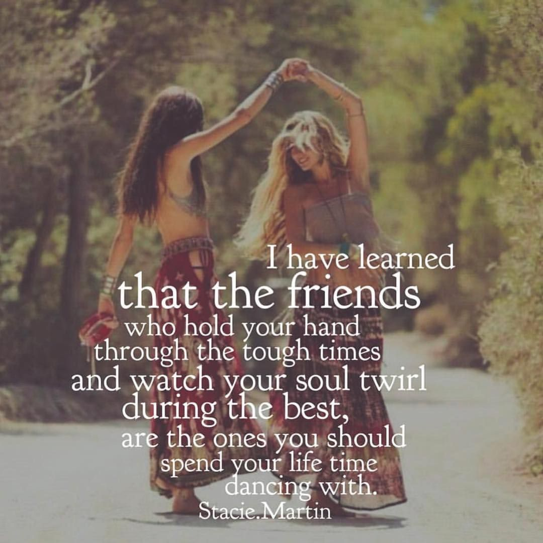 stacie.martin letstwirl Friends forever quotes, True
