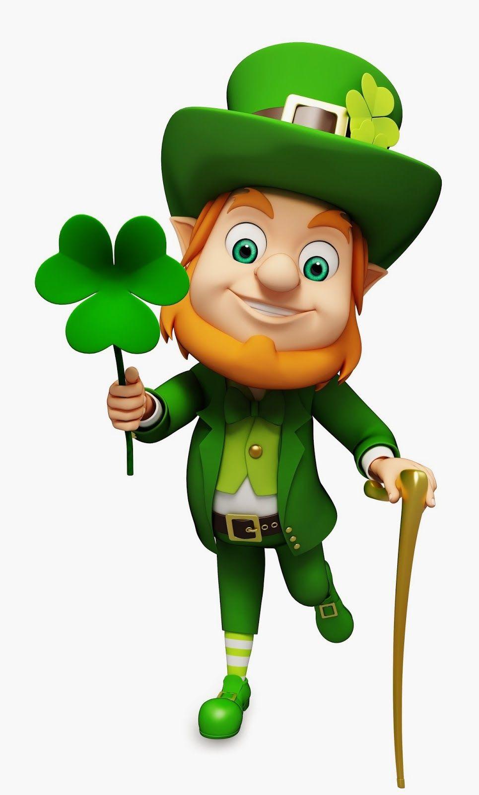 Monte Petite Souris: En Irlande !Leprechaun St Patrick | hiver ...