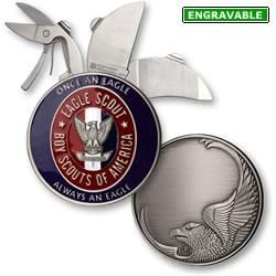 Eagle Scout Coin Knife