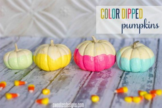 77 Creative Pumpkin Crafts For Halloween And Fall Decor