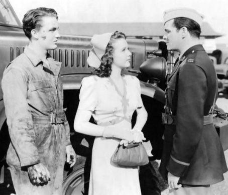 Robert Stack, Deanna Durbin, Jerry Marlowe - Nice Girl? (1941)