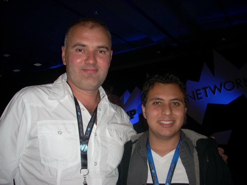 Alex Zubarev & Carlos Ramos