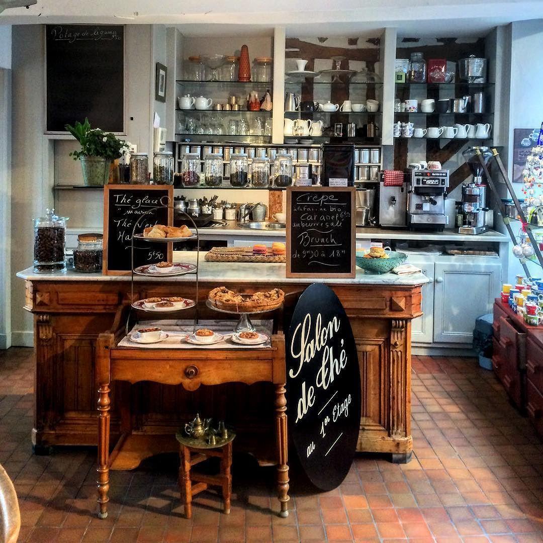 A Honfleur Visite Du Lieu Magique Brunch Salon The Confiture