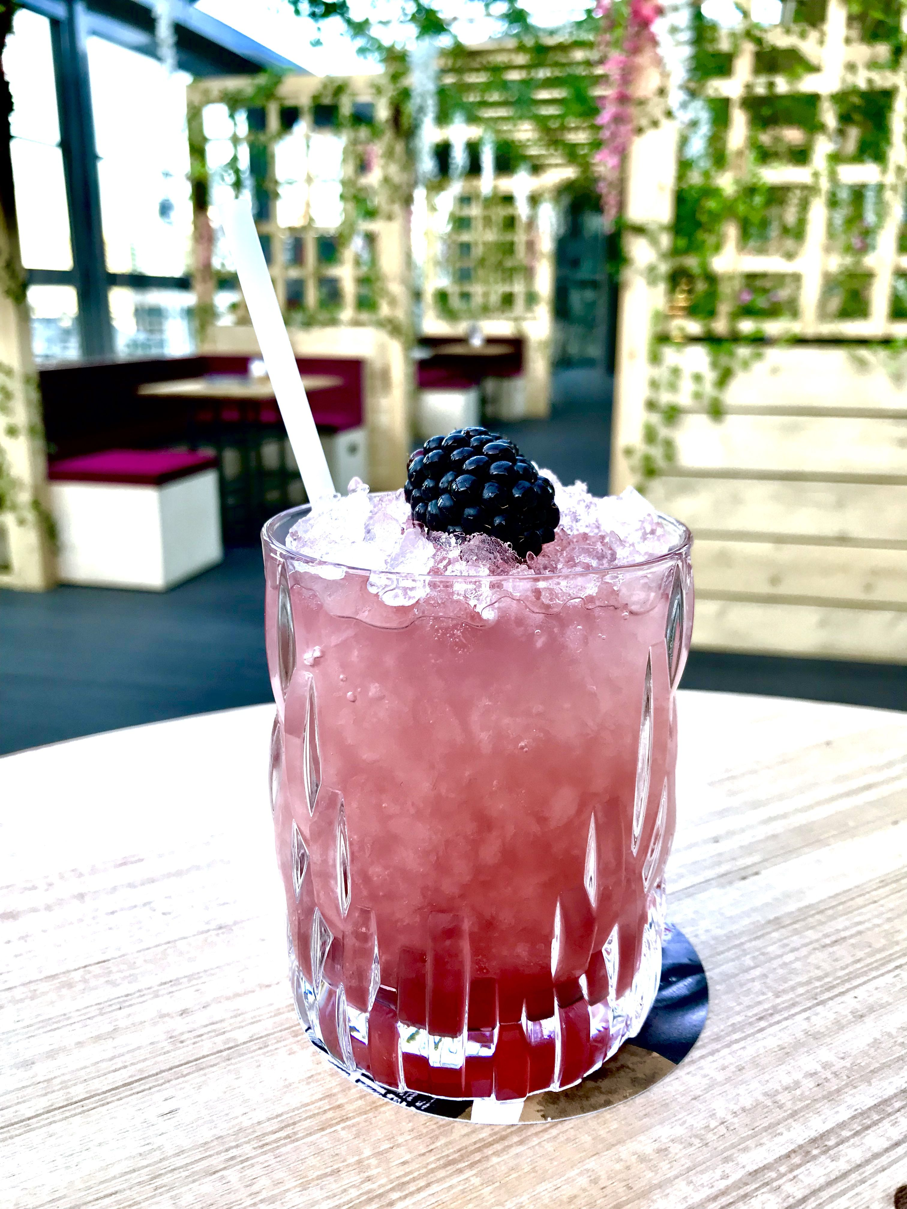 A Bramble London Rooftop Bar London Rooftops Serving Food