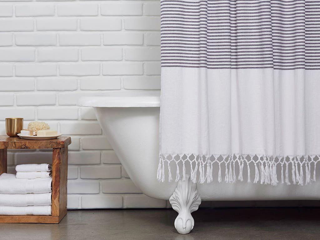 Turkish Shower Curtain