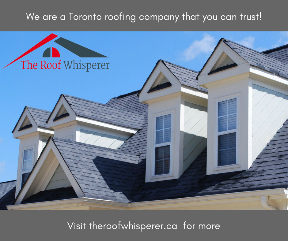 Toronto Roofers Roof Repair The Roof Whisperer Roof Repair Roofing Roofer
