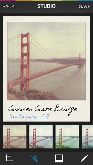 Frame the perfect print. With 36 authentic Polaroid frames available ...