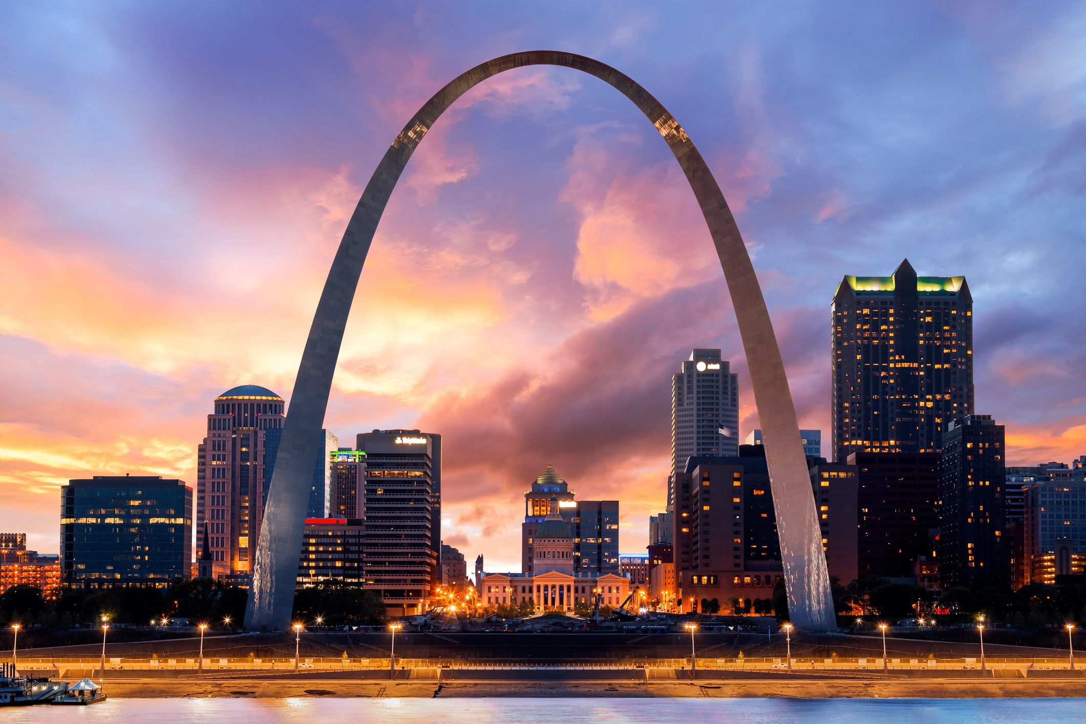 Places Every Southerner Should See Before They Die  Gateway arch
