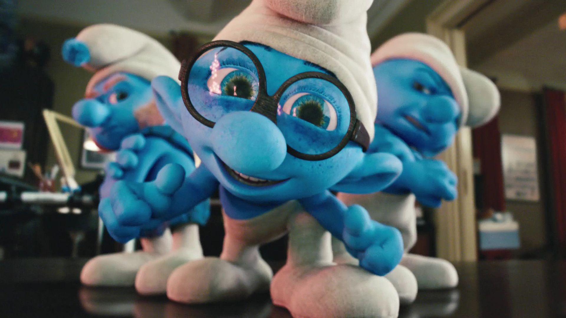 Resultado De Imagem Para Wallpaper Smurfs For Pc Os Smurfs Wallpaper Melhores Imagens