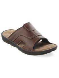 Men S Sandals Big Size Shoes Leather Slippers For Men Mens Sandals Hush Puppies Sandals