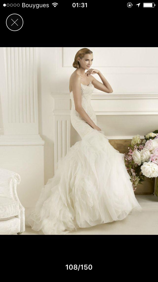 Robes de mariée Pronovias
