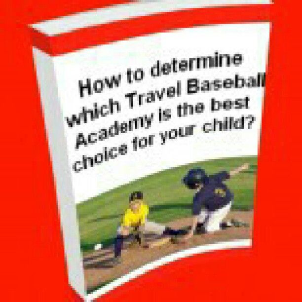 FREE Report reveals how to determine which Travel Baseball Academy is the right choice for your child!  Go to www.venombaseball.net to get Instant Access to this report.