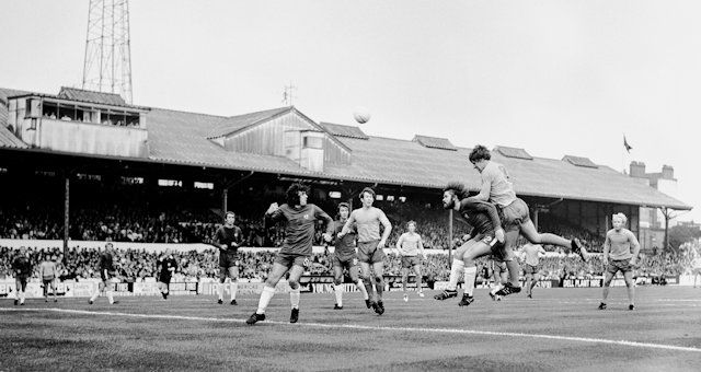 Image result for chelsea fc 1960s