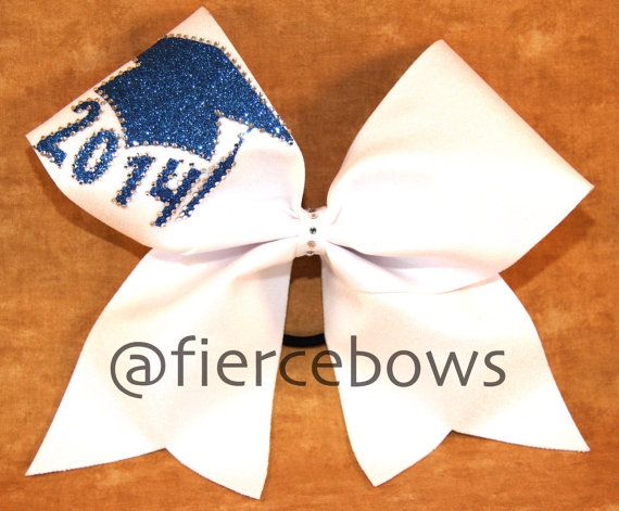 Senior Cheer Bow - Choose Your Year | Moños