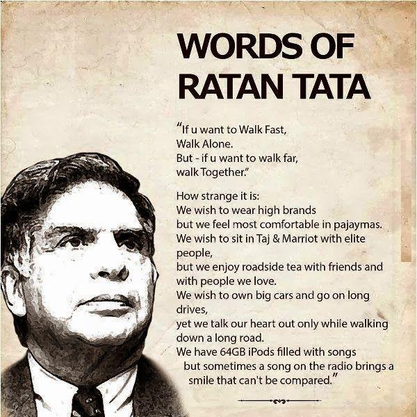 Ratan Tata Quote Motivational Quote Ratan Tata Quotes Pinterest