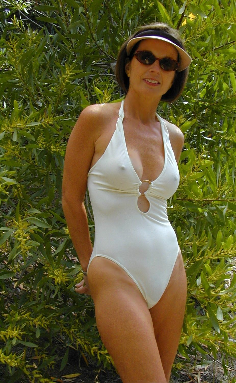white one piece | mature ladies in swimwear | pinterest | nice, nude