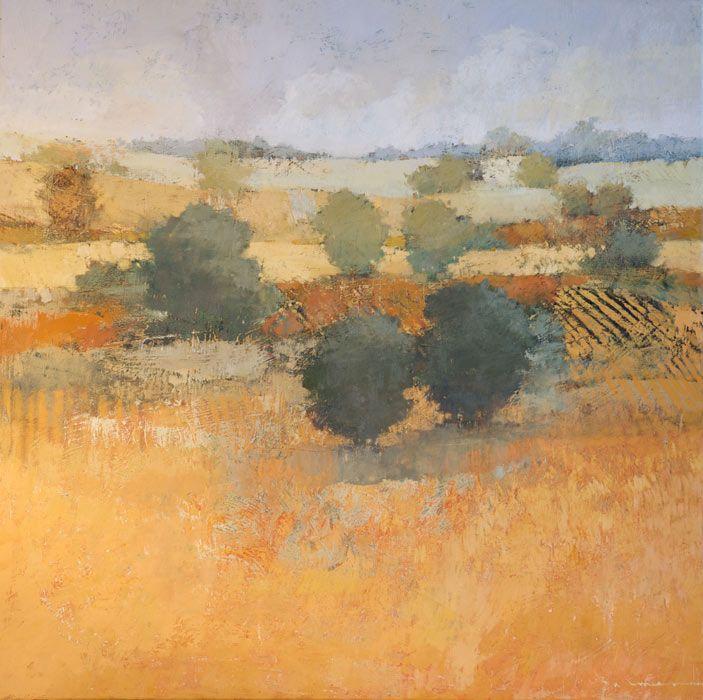 Summer Landscape Paintings Landscapes Paul Balmer