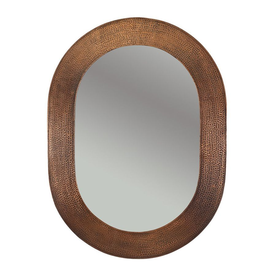 Premier Copper Products 26 In X 35 In Oil Rubbed Bronze Oval